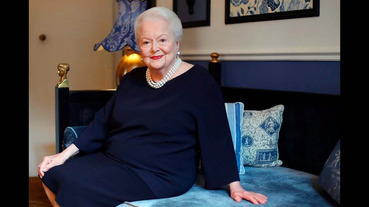 "Olivia de Havilland, last surviving cast member of ""Gone with the ..."