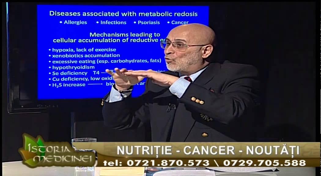 nutritie cancer noutati
