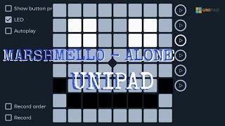 Cara menambahkan lagu marshmello alone ...