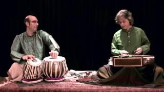 Raga Rageshree: santoor & tabla