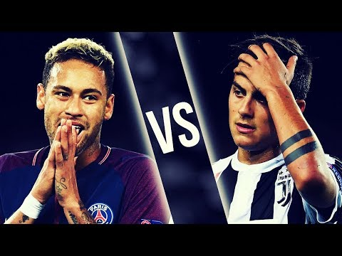 NEYMAR vs DYBALA - Havana vs Dusk Till Dawn | 2018 HD
