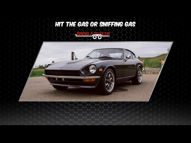 Clean 1973 Datsun 240Z L28 Powered Restomod Bring A Trailer (HTGOSG #1)