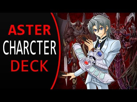 Aster Phoenix (GX) | Accurate Character Deck | YgoPro | Replays & Deck List