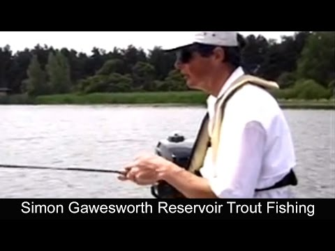 Simon Gawesworth Reservoir Trout Fishing