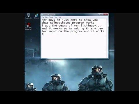 ~gears of war golden software~