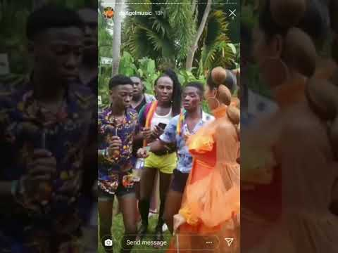D'Angel got booked for Jamaica's Gay Pride on Jamaica Independence Day 8/6/18