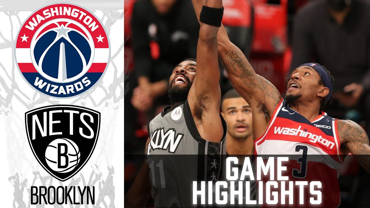 Wizards vs Nets HIGHLIGHTS Full Game| NBA March 21