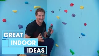 Better Homes And Gardens - Diy Kids' Corner: Climbing Wall