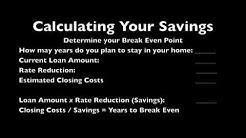 Refinancing Break Even Point.mp4