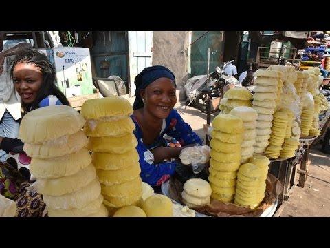 Plongeons dans le beurre de karité du Burkina Faso