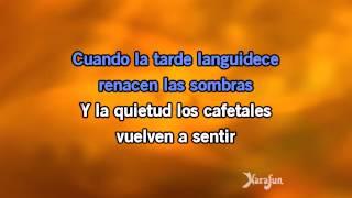 Karaoke Moliendo Cafe - Julio Iglesias *