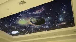 Потолок звездное небо (НЕ НАТЯЖНЫЕ)