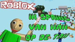 ' ' I JUMP FROM HEEL TO THE BRANCH ' ' (Roblox Obby)