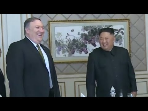 "2nd North Korea summit expected after Pompeo's ""productive"" talk with Kim Jong Un"