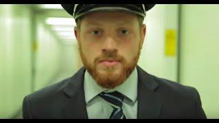 Surpresa de filho pra pai no voo da Azul