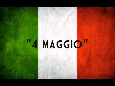 """""""4 Maggio"""" - Marcia d'Ordinanza dell'Esercito Italiano"""