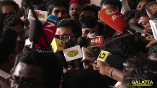 Naan Ungal Veetu Pillai - TTV Dinakaran speech in RK Nagar | Galatta Tamil