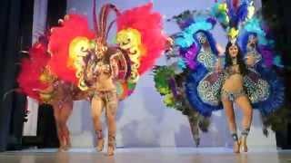 Бразильское шоу Crazy Samba на ежегодном мероприятии National Geographic Traveler Awards 2015(Больше фото и видео на сайте www.crazysamba.ru !, 2015-11-18T19:25:41.000Z)