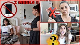 SURPRISING MY DAUGHTER WITH A NEW IPHONE DURING QUARANTINE !