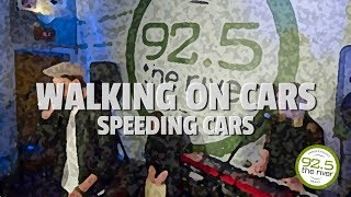 "Walking On Cars performs ""Speeding Cars"""