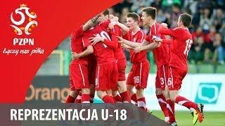U-18: Bramki z meczu Polska-Finlandia (2:0)