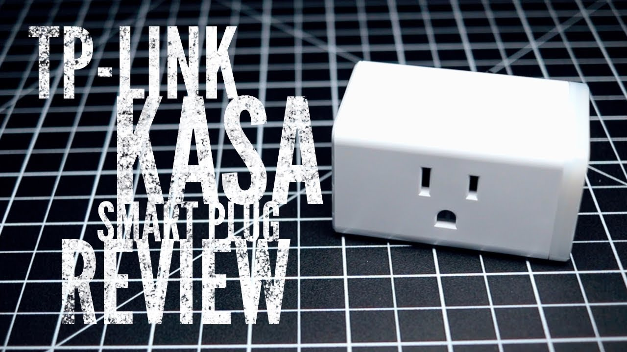 TP-Link Kasa HS105 Smart Plug - Control almost anything with Alexa, Google  Home and More!