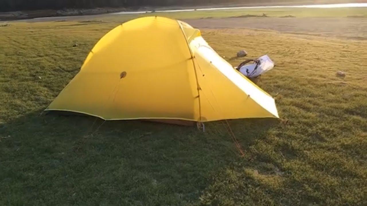 Быстросборная мультисезонная палатка Maverick 4 Season | Самые крутые палатки в мире