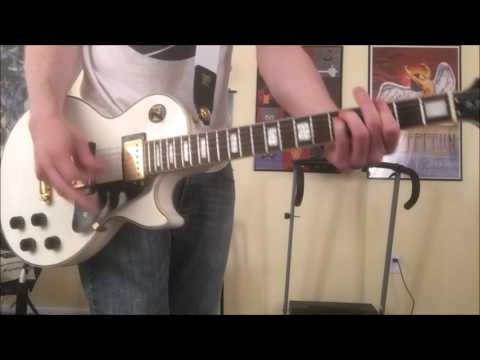 Dan Schultz - 3 Doors Down - Kryptonite - Guitar Cover
