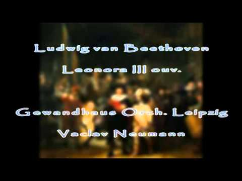 Beethoven ouv.  Vaclav Neumann