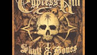 Cypress Hill 01 Valley Of Chrome (Bones)-Skull & Bones (2000)
