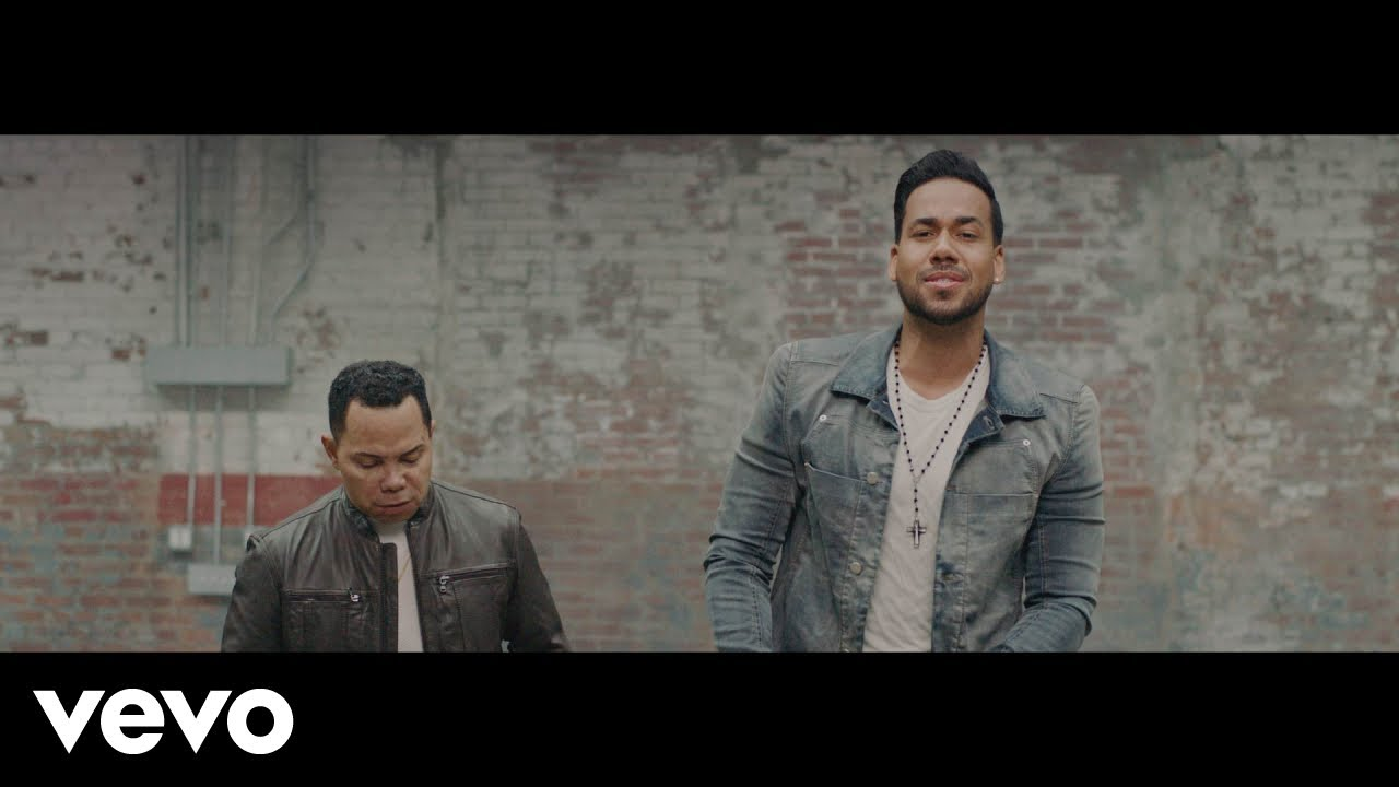 Romeo Santos, Joe Veras - Amor Enterrado (Official Video) 2019