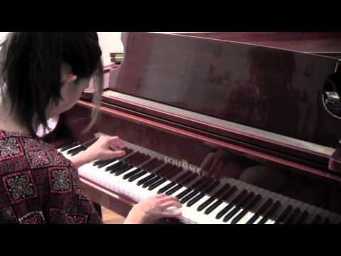Lovesong - The Cure Live Piano Improv/ Cover