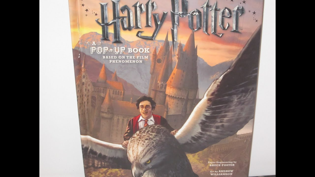 book of review on harry potter