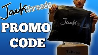Jackthreads Promo Code - Review Unboxing/haul