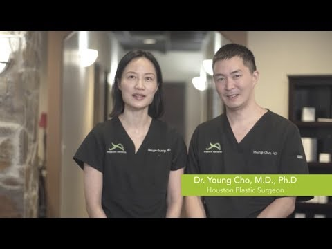 Dr  Young Cho, Houston Plastic Surgeon