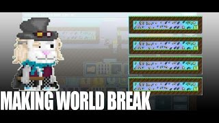CARA MEMBUAT WORLD BREAK(PENGATURAN HL)#GROWTOPIA