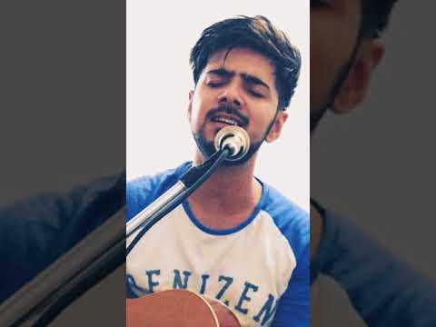 Arjun- I'LL BE WAITING//KABHI JO BADAL (Rydell Acoustic Live , Phone)