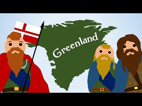 How did the Vikings Discover Greenland?