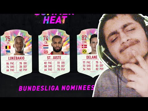 new-summer-heat-vote-bundesliga,-lukebakio,-delaney,-st-juste-|-fifa-20-ultimate-team