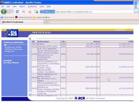 Kurs e-Rate digunakan untuk transaksi melalui e- Halo BCA 1500888