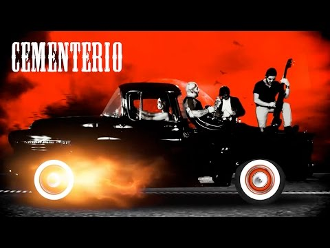 SANTAMUERTE - Cementerio - Video Oficial  - HD