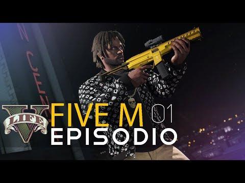GTAV | FIVEM |  EPISÓDIO 01 |  RAPTO DE UNS AGENTES 🔫