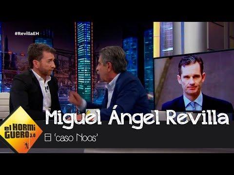 La opinión de Miguel Ángel Revilla sobre Iñaki Urdangarín - El Hormiguero 3.0