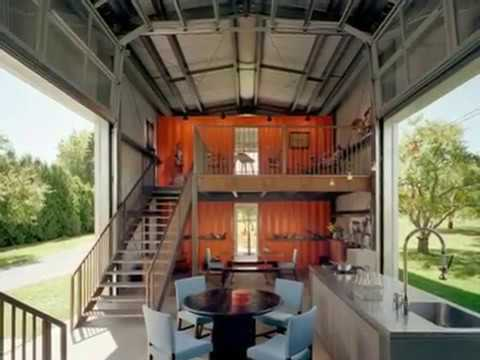 Inside shipping container homes - cargo container home interiors shipping container houses & Inside shipping container homes - cargo container home interiors ...