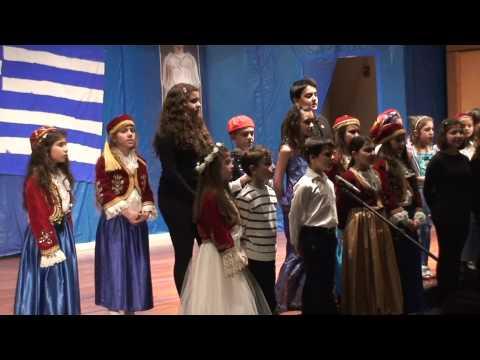 Hellenic American Academy - Choir - NATANE TO 21