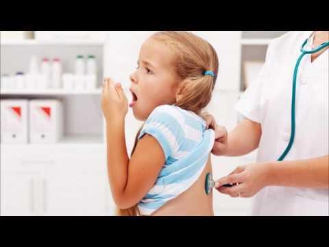 Бронхит у ребенка, лечение бронхита у ребенка, симптомы
