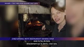 """Yvelines   """"Chez Erwan"""", le restaurateur qui entretien le buzz depuis son village"""