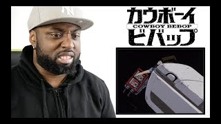 """Cowboy Bebop Reaction & Review - Episode 11 """"toys In The Attic"""""""