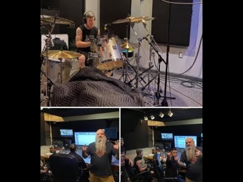 "Crowbar in studio for new album - Ether Coven new song ""When Quiet Fell"""
