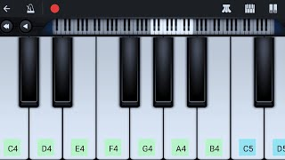 Hath Ma Chhe Whisky    Jignesh Kaviraj Song    Mobile Perfect Piano